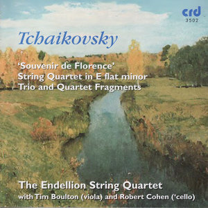 Tchaikovsky: Souvenir De Florence / String Quartet In E Flat Minor / Trio And quartet Fragmanets