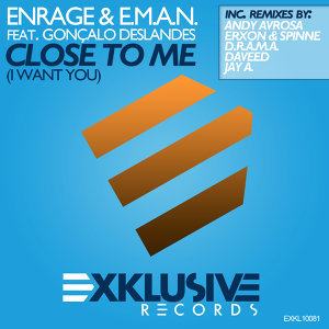 Close To Me (I Want You) [feat. Gonçalo Deslandes]