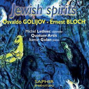 Golijov & Bloch: Jewish Spirits