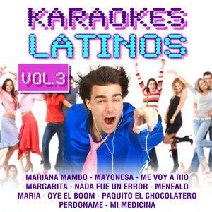 Karaokes Latinos   Vol. 3