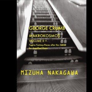 GEORGE CRUMB Makrokosmos,VoL II +