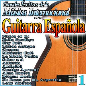 16 Éxitos Internacionales. Guitarra Clásica Española