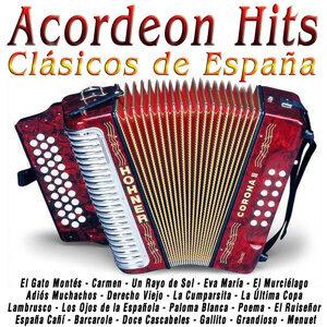 Acordeon Hits: Clásicos de España