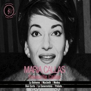 Favourite Callas