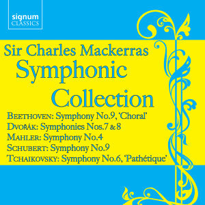 Sir Charles Mackerras: Symphonic Collection