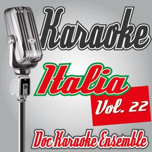Karaoke Italia Vol. 22