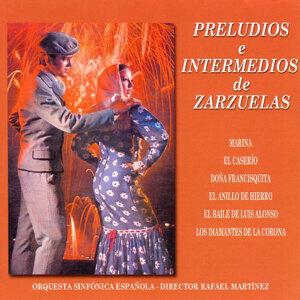 Preludios e Intermedios de Zarzuelas 3
