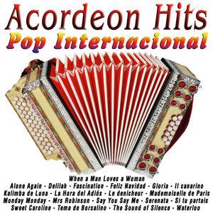 Acordeon Hits: Pop Internacional