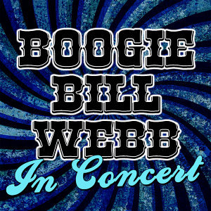 Boogie Bill Webb in Concert