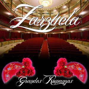 Grandes Romanzas De La Zarzuela En España