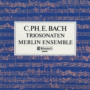 C.P.E. Bach : Trio Sonaten for Flute, Oboe and Continuo