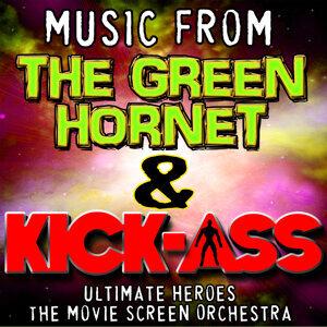 Music from the Green Hornet & Kick Ass