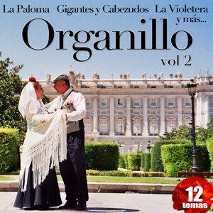 El Organillo De Madrid. 12 Clasicos para bailar