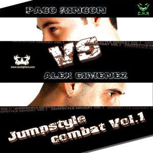 JumpStyle Combat Vol. 1 - Single