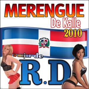 Merengue De Kalle  (2011CD)