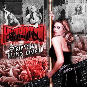 Strip 'Em Blind Live!