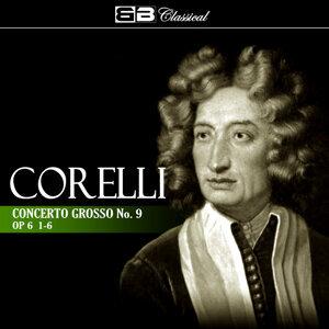 Corelli Concerto Grosso No. 9 Op. 6: 1-6