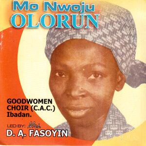 No Nwoju Olorun