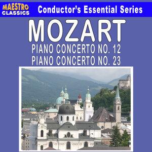 Mozart: Piano Concerto No. 12 and No. 23