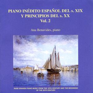 Piano Inédito Español del s. XIX y Principios del s. XX, Vol. 2