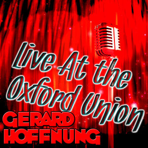 Live At the Oxford Union