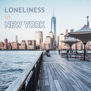Loneliness in New York – Pure Instrumental Piano, Ambient Jazz, Piano Bar