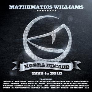 Kobra Decade 1999 To 2010 By Mathematics Williams