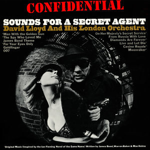 Confidential: Sounds For A Secret Agent