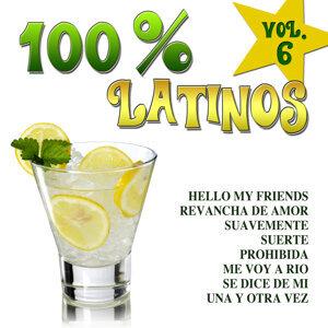 100% Latinos Vol.6