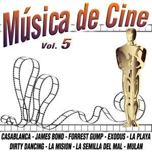 Música Del Cine Vol.5