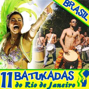 Brasil. 11 Batukadas Do Rio De Janeiro