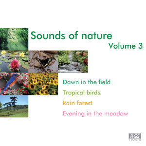Sounds Of Nature Volume 3