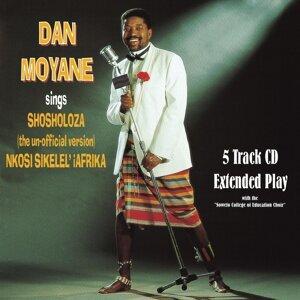 Sings Shosholoza And Nkosi Sikel' iAfrica