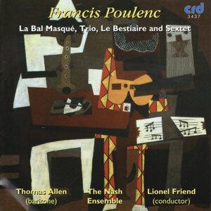 Poulenc: La Bal Masqué, Trio, Le Bestiaire and Sextet