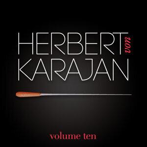 Herbert Von Karajan Vol. 10 : Symphonie N°9 / Le Freischütz / La Moldau (Robert Schubert / Carl Weber / Bedřich Smetana)