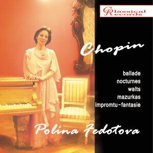 Chopin. Ballade, nocturnes, walts, mazurkas...