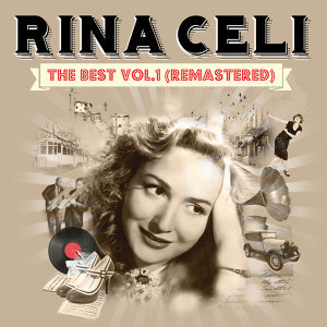 Rina Celi. The Best Vol.1 (Remastered)