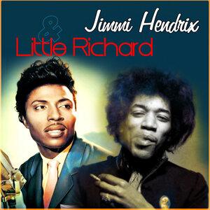 Jimi Hendrix & Little Richard