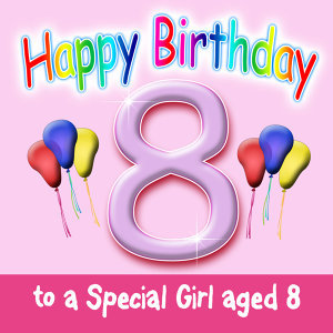 Happy Birthday 8 TODAY! Dance Mix (Girl)