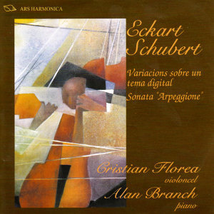 """Eckart: Variacions sobre un tem digital - Schubert: Sonata """"Arpeggione"""""""