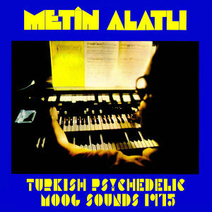 Turkish Psychedelic Moog Sounds 1975