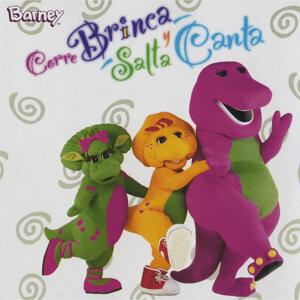 Barney: Corre, Brinca, Salta y Canta