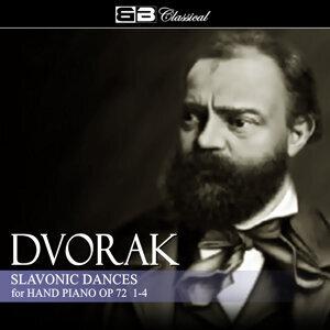 Dvorak: Slavonic Dances Four Hand Piano Op. 72 1-4