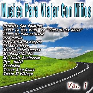 Musica Para Viajar Con Niños  Vol. 1