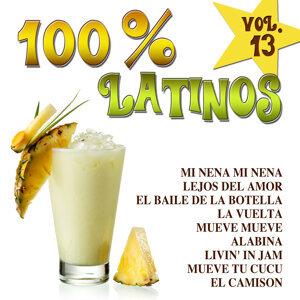 100% Latinos Vol.13