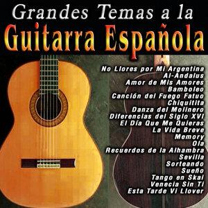 Grandes Temas a la Guitarra Española