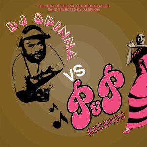 DJ Spinna vs. P&P Records: The Digital LP Edition