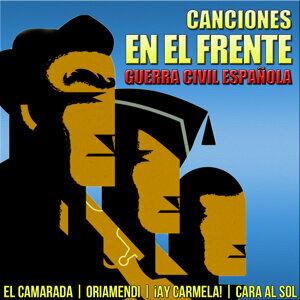 Canciones en el Frente. Guerra Civil Española