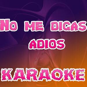 No me digas adios (Karaoke)