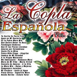 La Copla Española Vol. 45
